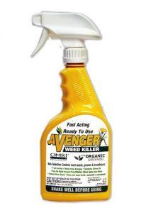 AVENGER Organic Lawn Weed Killer