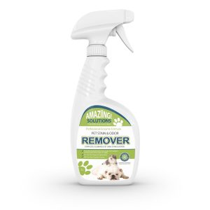 Amazing Solutions Pet Stain and Odor Remover