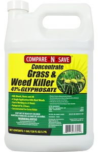 comparensave weed killer glyphosate