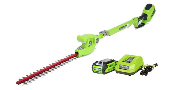 Greenworks 20 Inch 40V Cordless